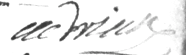 Signature - 1758 (marriage)